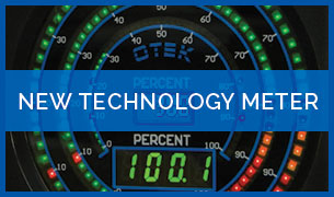 New Technology Bargraph Meter