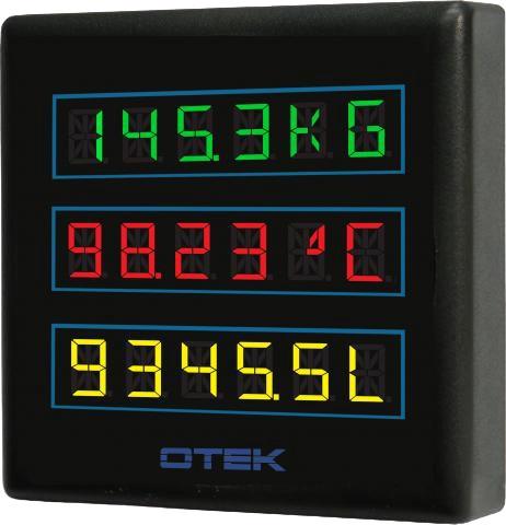 Universal Panel Meter | UMP-3
